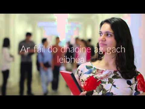 Cúrsaí Gaeilge - Irish Courses with Conradh na Gaeilge