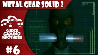 SGB Play: Metal Gear Solid 2 - Part 6 | Here's Raiden! Not The Cool One