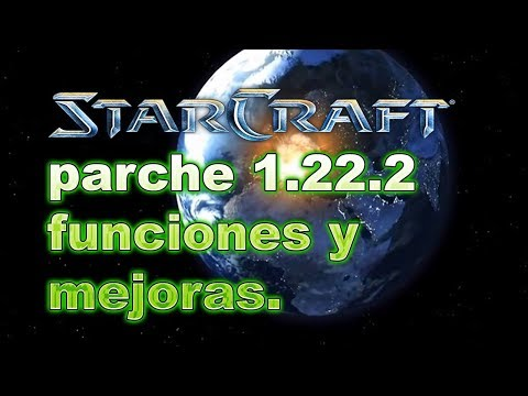 #Starcraft Remastered : Funciones y Mejoras con el nuevo parche.