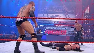 WWE Network: Fatal 4-Way World Heavyweight Championtitel Match: WWE Bragging Rights 2009