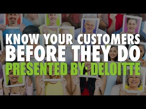 Keynote: Former CEO, Barclaycard US and Deloitte Consulting