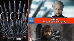 Game of Thrones 8x06 The Iron Throne (Serienfinale) | Serienjunkies-Podcast