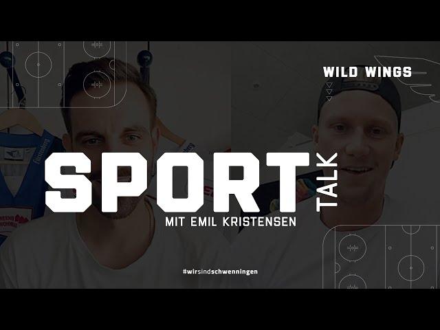 SportTalk | Emil Kristensen