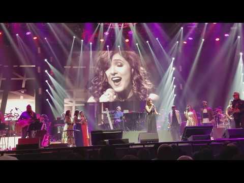 A.R. Rahman ! Toronto! Chandralekha! Neeti Mohan ! Thiruda Thiruda !