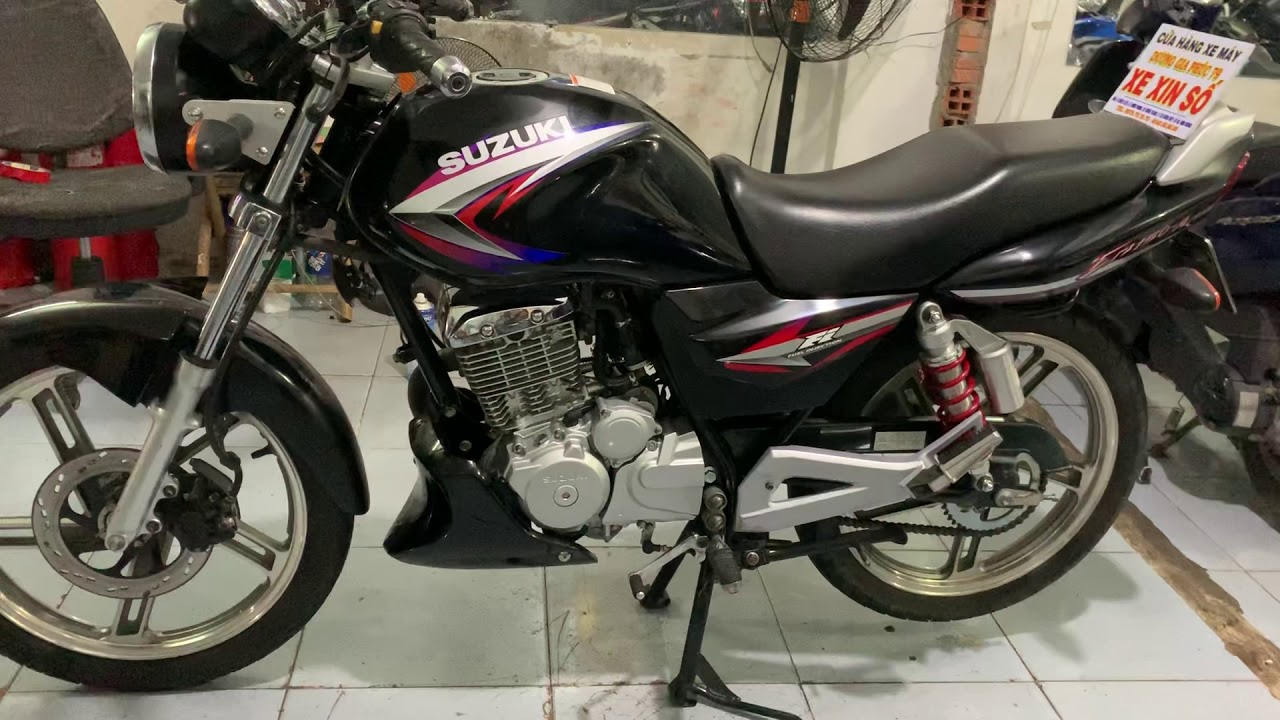 -Dương motor-suzuki EN 150 fi,giá chỉ 33tr5,ae có nhu cầu liên hệ 0975.78.78.79,moto gia rẻ
