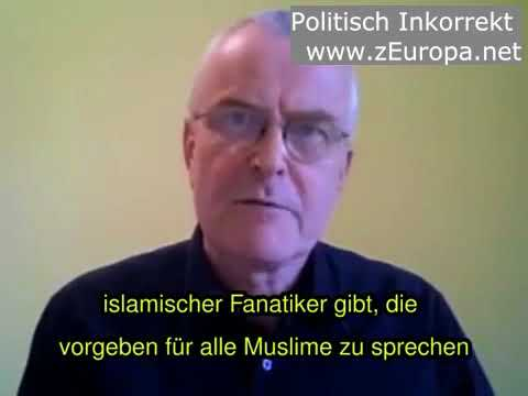 Pat Condell - Sharia in Europa