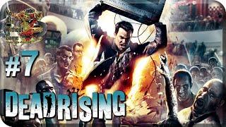 Dead Rising[#7] - Мясник и Спецназ (Прохождение на русском(Без комментариев))