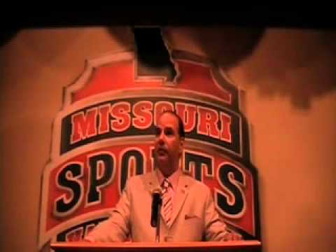 Chris Ellis 2012 Hall of Fame Induction