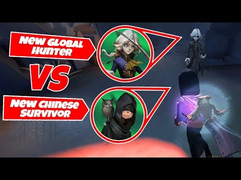 Fortune Teller VS Photographer - New Survivor VS New Hunter - Identity V