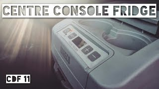 centre console fridge waeco cdf 11