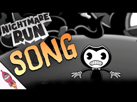 Bendy and the Ink Machine Rap Song | Nightmare Run | Rockit Gaming