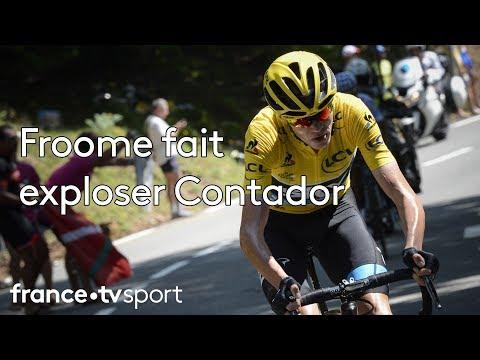 10e étape : Froome fait exploser Contador et Quintana !