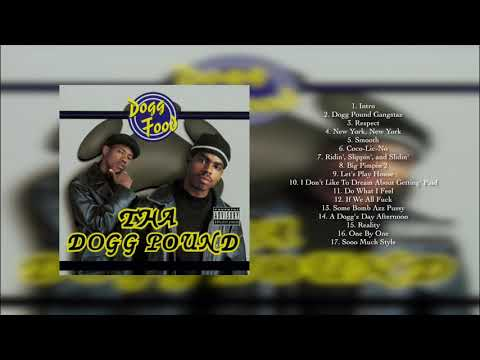 Tha Dogg Pound - Dogg Food   (Album Complet)