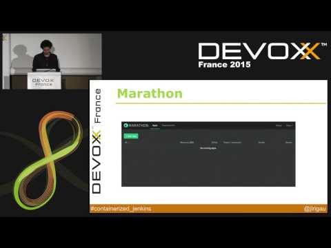 Un Jenkins amélioré avec Docker, Mesos et Marathon