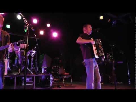 Gaelic Storm Live - Johnny Tarr - Handlebar - 1-28-12