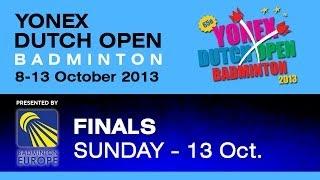 Finals - WD - A.S.Awanda / D.D.Haris vs Bao YX. / Tang JH. - 2013 Yonex Dutch Open
