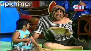 Khmer Comedy on CTN on 2 Nov 2013Neay Koy