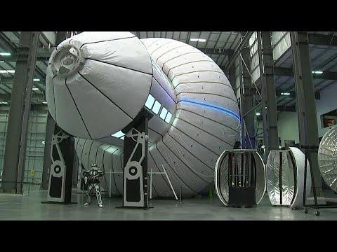 شاهد: -ناسا- تعرض مساكن رواد الفضاء التي ستستخدم قريباً على سطح القمر …  - 12:55-2019 / 10 / 18