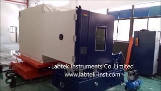Vibration Temperature Humidity Combined Environmental Chamber