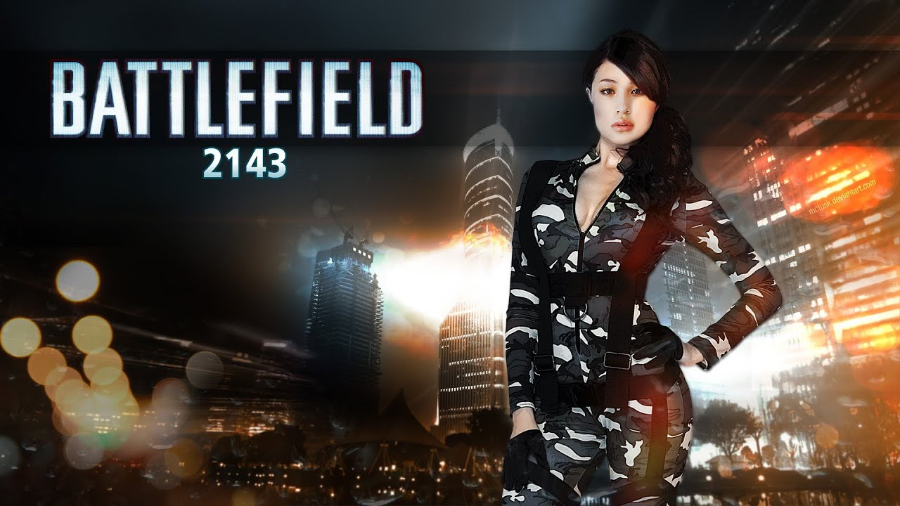 Battlefield 2143 - Announcement-Teaser @ 1080p