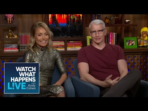 Kelly Ripa, Anderson Cooper, And Andy Cohen's Assistants Reveal Secrets About Their Bosses - WWHL