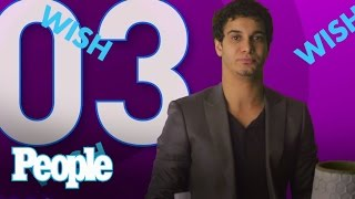 Scorpion star Elyes Gabel has a funny-slash-freaky confession and a...