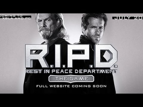 R.I.P.D. The Game Gameplay (HD)