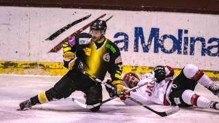 C.H Jaca C.G Puigcerdà Hockey Hielo Intro