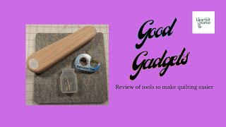 Good Gadgets Review #1