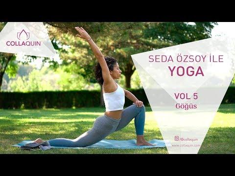 Seda Özsoy İle Yoga | Vol 5 | Göğüs