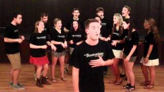 """Keep Your Head Up"" & ""Fine By Me"" A Cappella -- The Bostonians of Boston College"