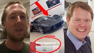 He's BUYING a LAFERRARI!? SHMEE UNLOADS on BAD DRIVER! CLEETUS WRECKS DOUBTER!
