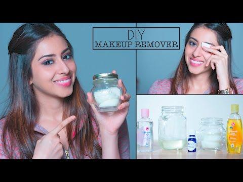 DIY Makeup Remover Pads   Non toxic Ingredients