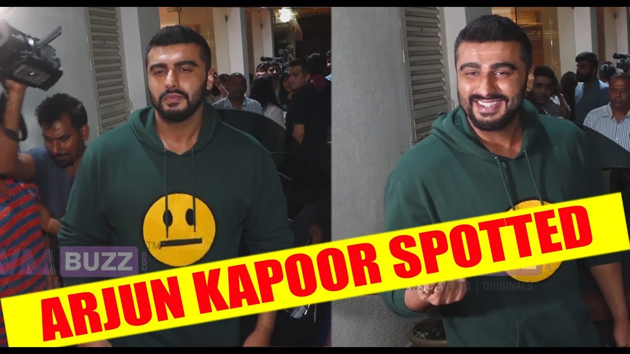 Arjun Kapoor is all set for his new movie Panipat
