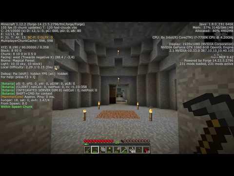 Fix: Mobs Not Spawning On Skyblock / Stoneblock 1.12