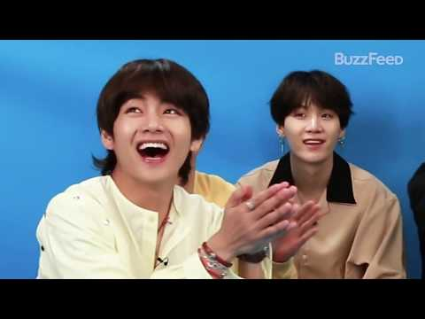 [AZE] BTS Plays With Puppies While Answering Fan Questions