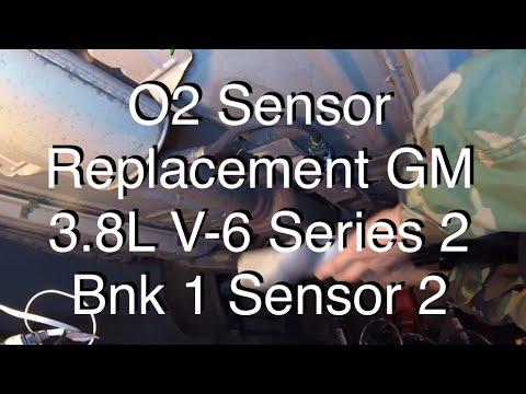 buick regal engine diagram oxygen sensor replacement gm 3 8l v 6 series 2  bank 1  oxygen sensor replacement gm 3 8l v 6 series 2  bank 1