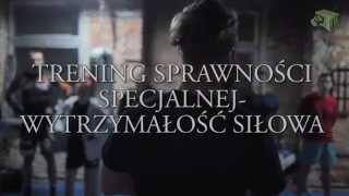 Trening sprawności specjalnej - Wytrzymałość siłowa. Pretorium Poznań