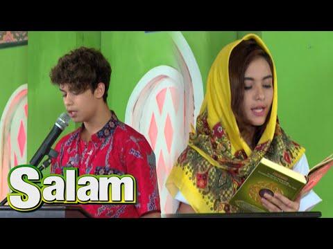 Musabaqoh Tilawatil Quran Oleh Harris Dan Sonia [Harris J 'Salam'] [28 Jun 2016]