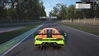 Assetto Corsa Competizione - 2019 Lamborghini Huracán GT3 Evo at Monza