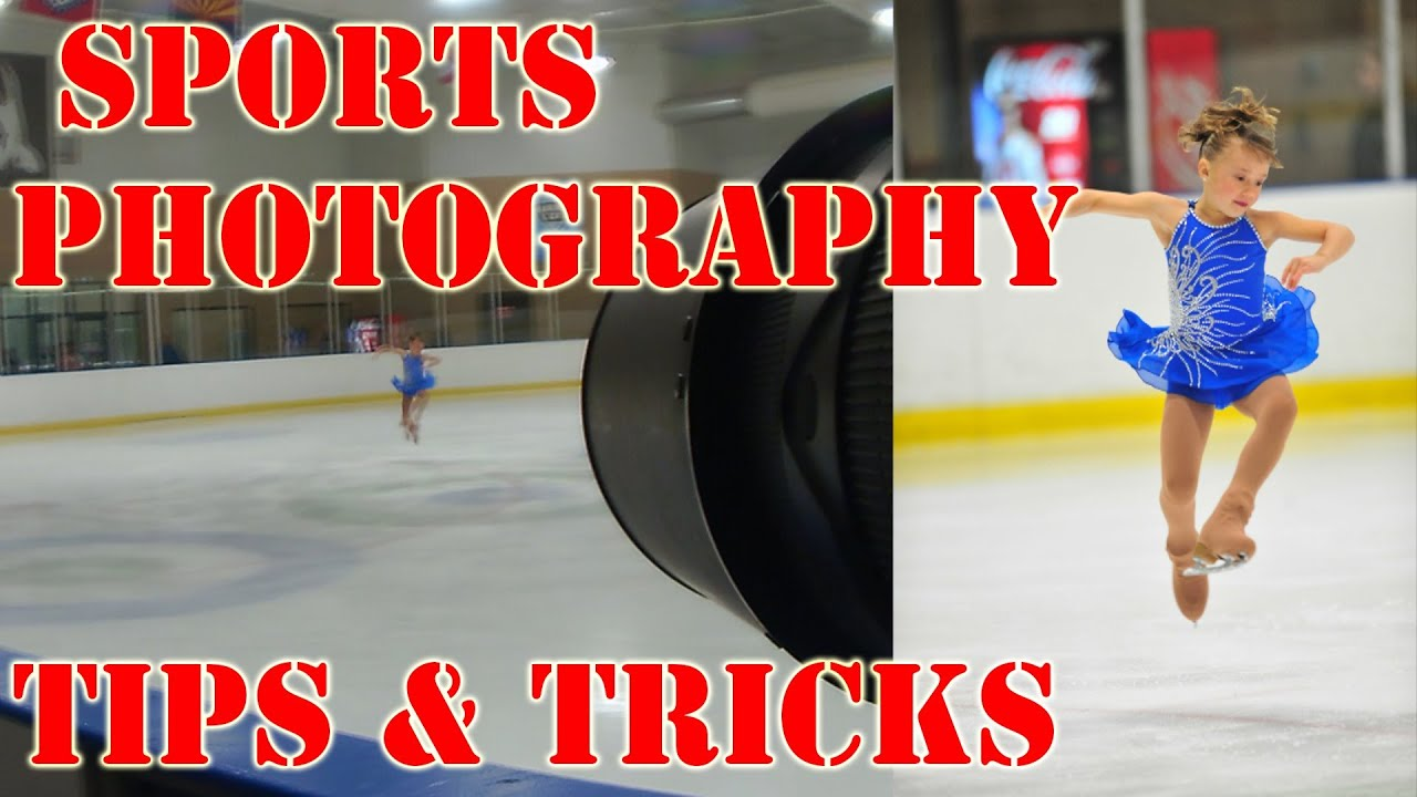 Sports Photography Technique: Sports Photography Tips & Tricks