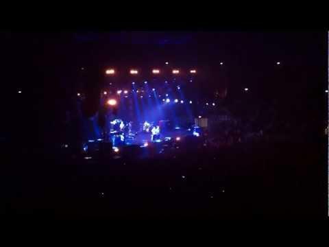 Subsonica live@ Palalottomatica 07/04/2011 - Depre