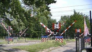Spoorwegovergang Rosmalen // Dutch railroad crossing