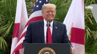 President Trump Delivers Remarks on Environmental Accomplishments for the People of Florida
