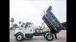 Art's Trucks & Equipment - 3317715, 04 International 8 Yard Dump Truck