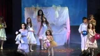 Смотреть клип Анжелика Начесова - Папина Слабость