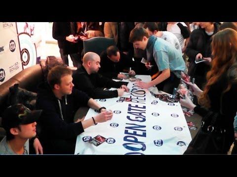 Armada Night.Global DJ Broadcast Moscow. 23.02.2012