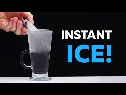 9 AMAZING ICE