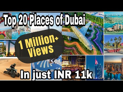 6 Days Perfect  Itinerary for Dubai/ Best places to visit in Dubai #IndiansAbroad