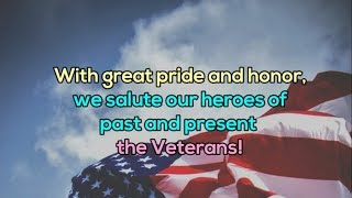Happy Veterans Day 2018 Wishes
